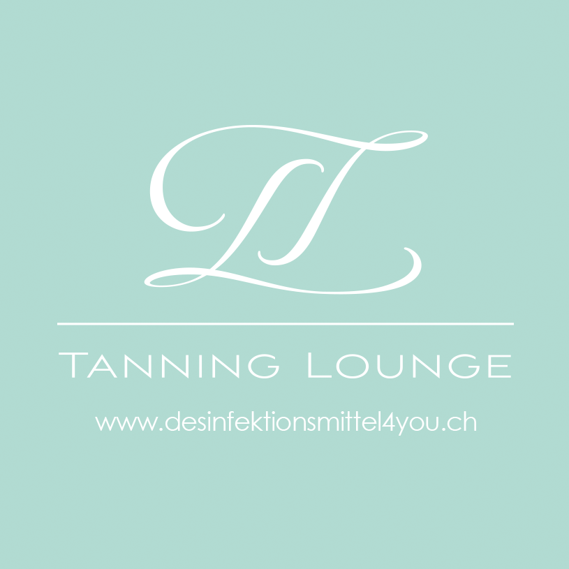 Logo Tanning Lounge in Mint